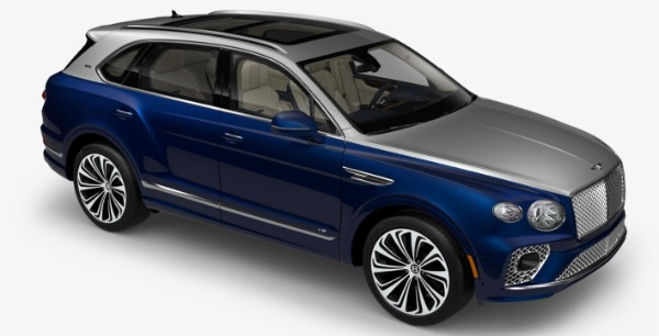 New 2021 Bentley Bentayga V8 First Edition for sale $263,250 at Bugatti of Greenwich in Greenwich CT 06830 5