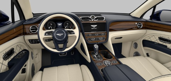 New 2021 Bentley Bentayga V8 First Edition for sale $263,250 at Bugatti of Greenwich in Greenwich CT 06830 6
