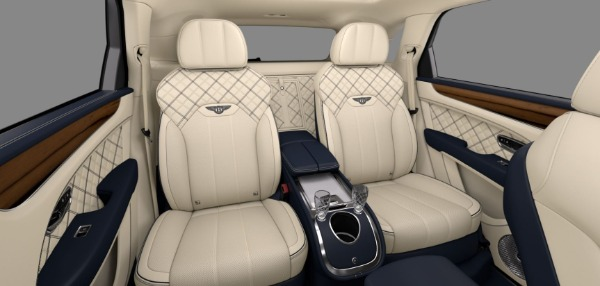 New 2021 Bentley Bentayga V8 First Edition for sale $263,250 at Bugatti of Greenwich in Greenwich CT 06830 8
