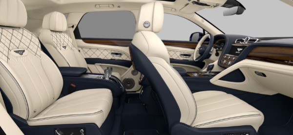 New 2021 Bentley Bentayga V8 First Edition for sale $263,250 at Bugatti of Greenwich in Greenwich CT 06830 9