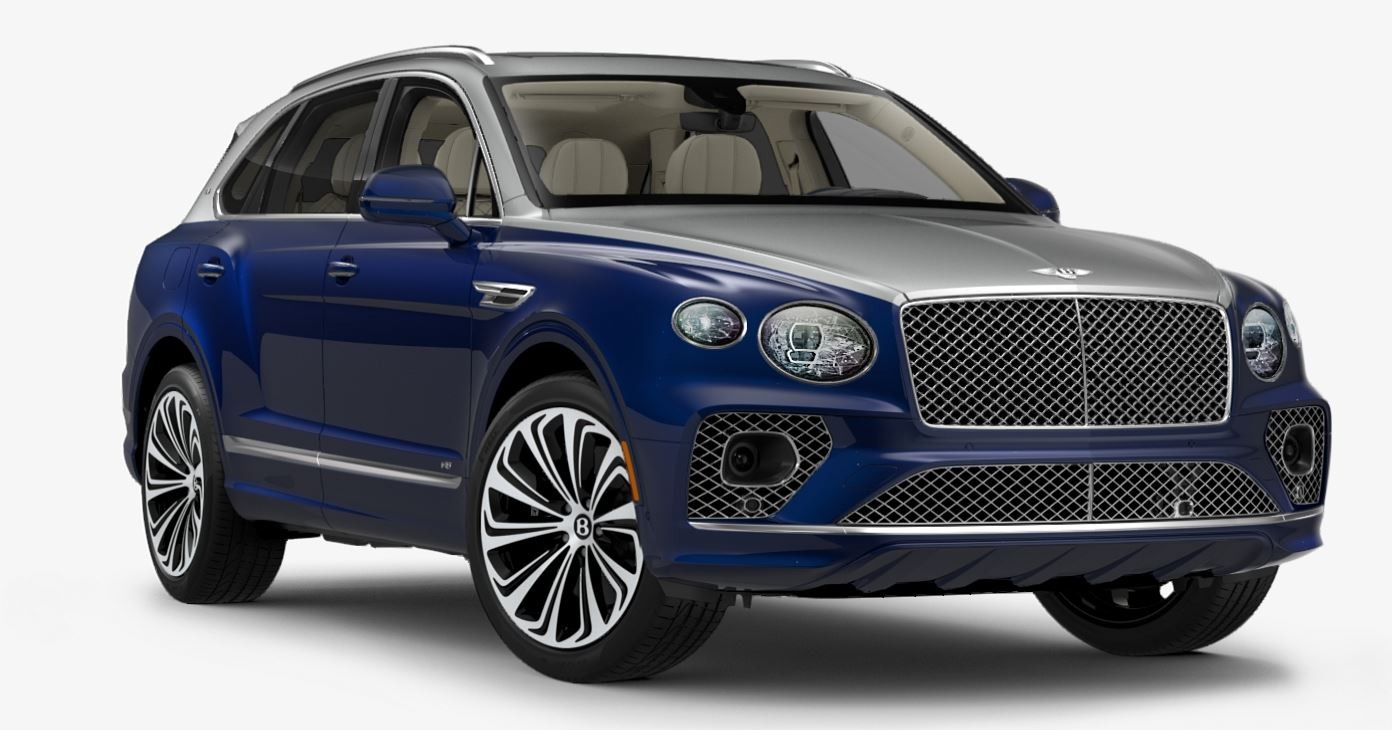 New 2021 Bentley Bentayga V8 First Edition for sale $263,250 at Bugatti of Greenwich in Greenwich CT 06830 1