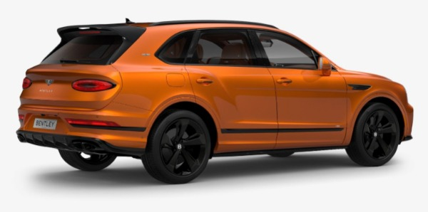 New 2021 Bentley Bentayga V8 First Edition for sale $260,360 at Bugatti of Greenwich in Greenwich CT 06830 3