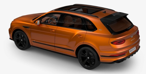 New 2021 Bentley Bentayga V8 First Edition for sale $260,360 at Bugatti of Greenwich in Greenwich CT 06830 4