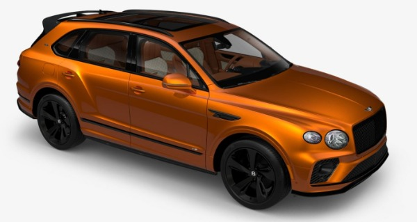 New 2021 Bentley Bentayga V8 First Edition for sale $260,360 at Bugatti of Greenwich in Greenwich CT 06830 5