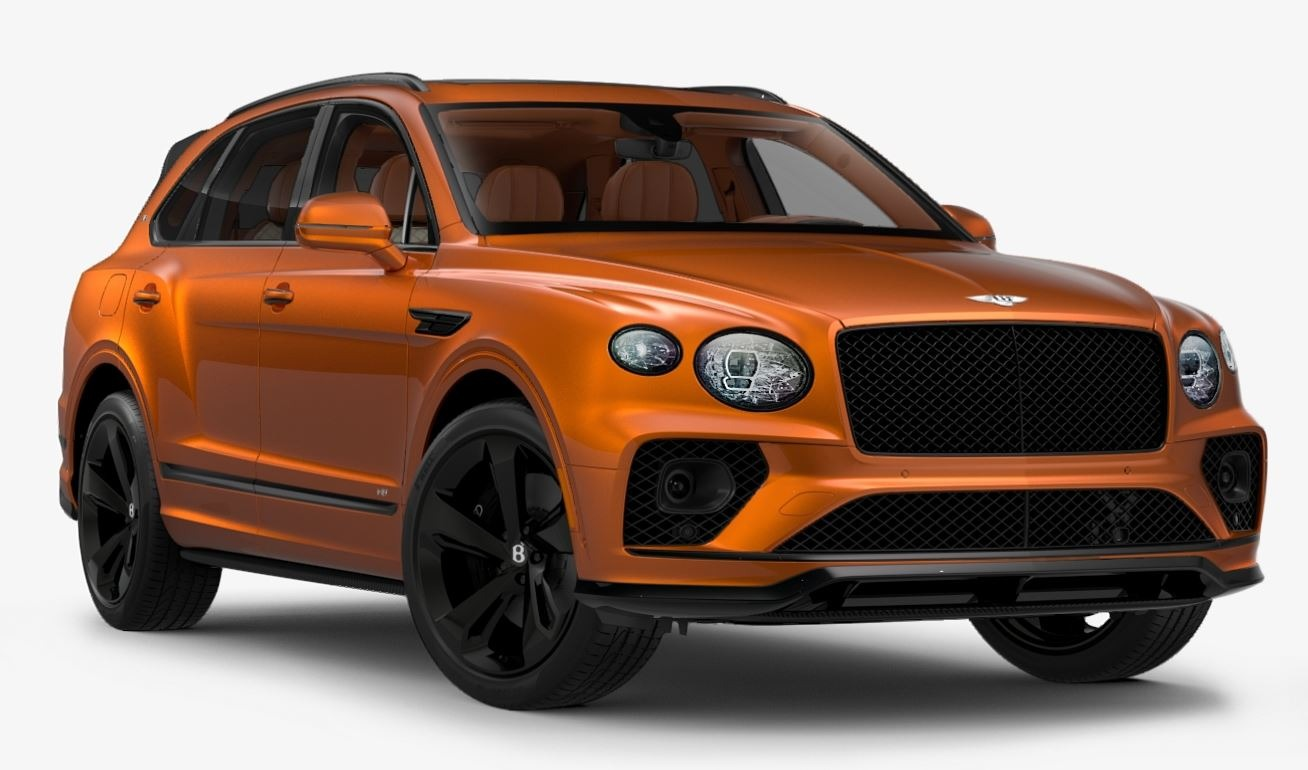 New 2021 Bentley Bentayga V8 First Edition for sale $260,360 at Bugatti of Greenwich in Greenwich CT 06830 1