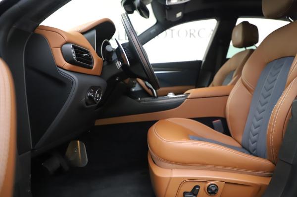 New 2020 Maserati Levante Q4 GranLusso for sale $88,635 at Bugatti of Greenwich in Greenwich CT 06830 14