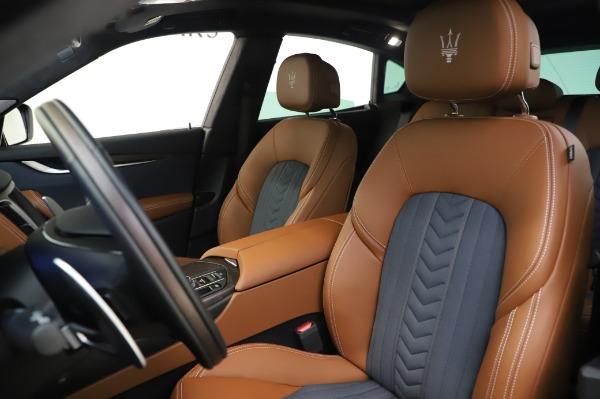 New 2020 Maserati Levante Q4 GranLusso for sale $88,635 at Bugatti of Greenwich in Greenwich CT 06830 15