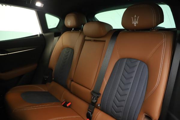 New 2020 Maserati Levante Q4 GranLusso for sale $88,635 at Bugatti of Greenwich in Greenwich CT 06830 18