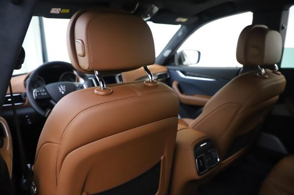 New 2020 Maserati Levante Q4 GranLusso for sale $88,635 at Bugatti of Greenwich in Greenwich CT 06830 20