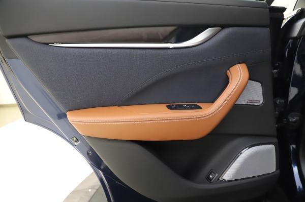 New 2020 Maserati Levante Q4 GranLusso for sale $88,635 at Bugatti of Greenwich in Greenwich CT 06830 21