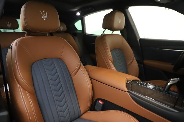 New 2020 Maserati Levante Q4 GranLusso for sale $88,635 at Bugatti of Greenwich in Greenwich CT 06830 22