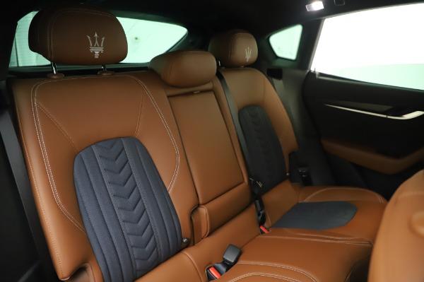 New 2020 Maserati Levante Q4 GranLusso for sale $88,635 at Bugatti of Greenwich in Greenwich CT 06830 26
