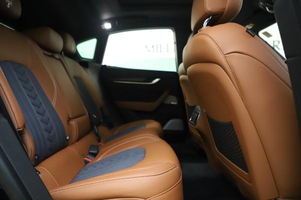 New 2020 Maserati Levante Q4 GranLusso for sale $88,635 at Bugatti of Greenwich in Greenwich CT 06830 27