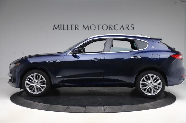 New 2020 Maserati Levante Q4 GranLusso for sale $88,635 at Bugatti of Greenwich in Greenwich CT 06830 3