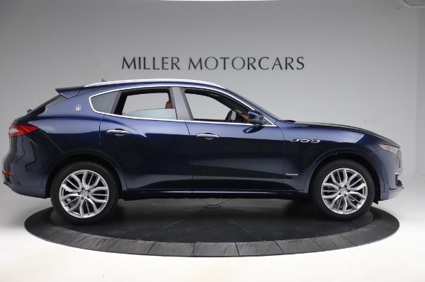 New 2020 Maserati Levante Q4 GranLusso for sale $88,635 at Bugatti of Greenwich in Greenwich CT 06830 9