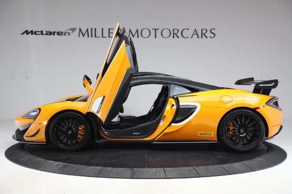 New 2020 McLaren 620R Coupe for sale Call for price at Bugatti of Greenwich in Greenwich CT 06830 11