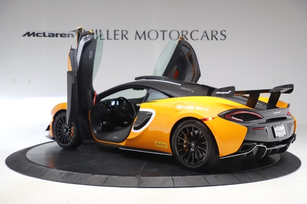 New 2020 McLaren 620R Coupe for sale Call for price at Bugatti of Greenwich in Greenwich CT 06830 12