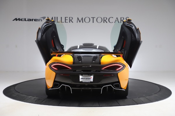 New 2020 McLaren 620R Coupe for sale Call for price at Bugatti of Greenwich in Greenwich CT 06830 13