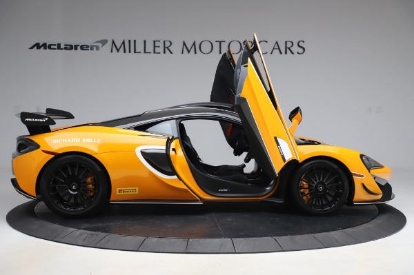New 2020 McLaren 620R Coupe for sale Call for price at Bugatti of Greenwich in Greenwich CT 06830 15