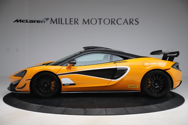 New 2020 McLaren 620R Coupe for sale Call for price at Bugatti of Greenwich in Greenwich CT 06830 2