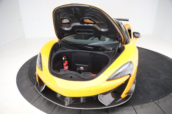 New 2020 McLaren 620R Coupe for sale Call for price at Bugatti of Greenwich in Greenwich CT 06830 23