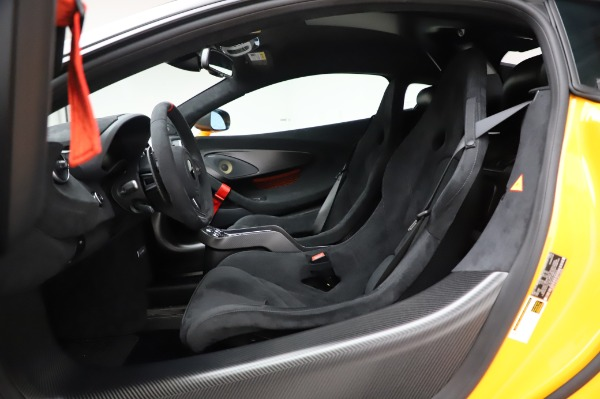 New 2020 McLaren 620R Coupe for sale Call for price at Bugatti of Greenwich in Greenwich CT 06830 24