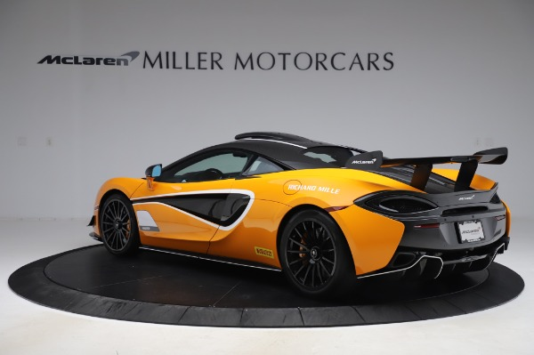 New 2020 McLaren 620R Coupe for sale Call for price at Bugatti of Greenwich in Greenwich CT 06830 3
