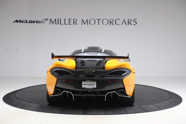 New 2020 McLaren 620R Coupe for sale Call for price at Bugatti of Greenwich in Greenwich CT 06830 4