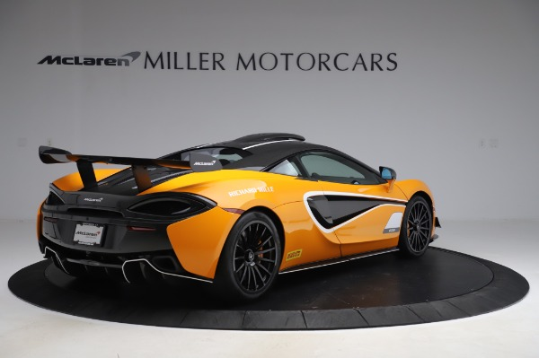 New 2020 McLaren 620R Coupe for sale Call for price at Bugatti of Greenwich in Greenwich CT 06830 5