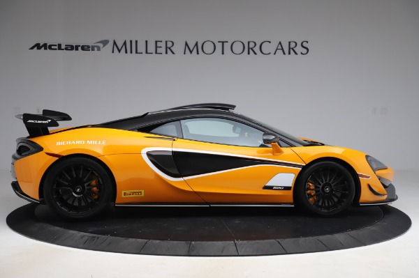 New 2020 McLaren 620R Coupe for sale Call for price at Bugatti of Greenwich in Greenwich CT 06830 6