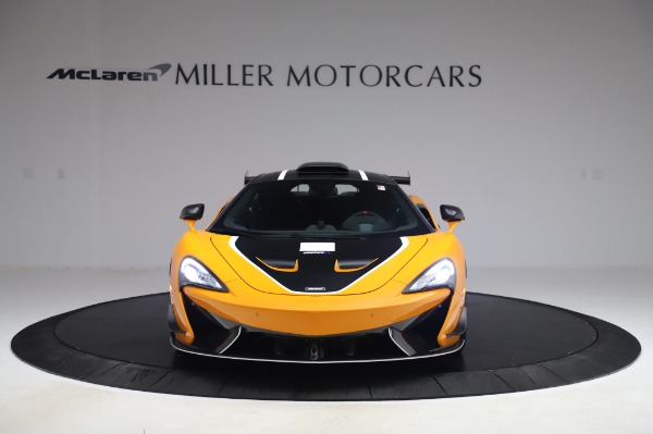 New 2020 McLaren 620R Coupe for sale Call for price at Bugatti of Greenwich in Greenwich CT 06830 8