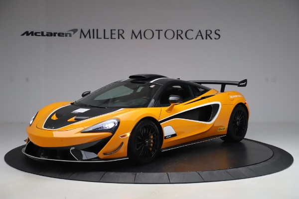 New 2020 McLaren 620R Coupe for sale Call for price at Bugatti of Greenwich in Greenwich CT 06830 1