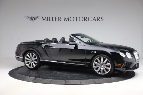 Used 2016 Bentley Continental GTC W12 for sale Sold at Bugatti of Greenwich in Greenwich CT 06830 10