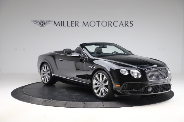 Used 2016 Bentley Continental GTC W12 for sale Sold at Bugatti of Greenwich in Greenwich CT 06830 11