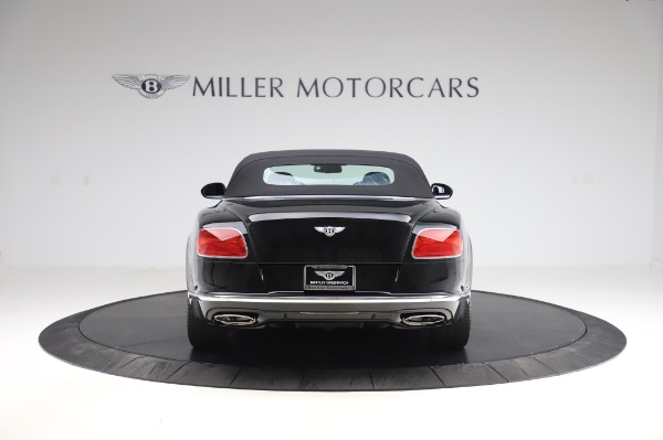 Used 2016 Bentley Continental GTC W12 for sale Sold at Bugatti of Greenwich in Greenwich CT 06830 16