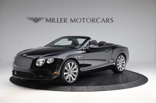 Used 2016 Bentley Continental GTC W12 for sale Sold at Bugatti of Greenwich in Greenwich CT 06830 2