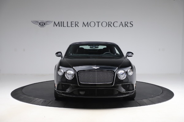 Used 2016 Bentley Continental GTC W12 for sale Sold at Bugatti of Greenwich in Greenwich CT 06830 20