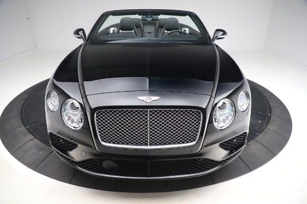 Used 2016 Bentley Continental GTC W12 for sale Sold at Bugatti of Greenwich in Greenwich CT 06830 21