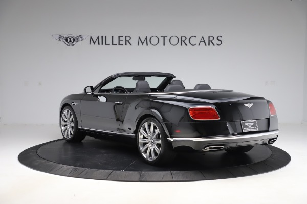 Used 2016 Bentley Continental GTC W12 for sale Sold at Bugatti of Greenwich in Greenwich CT 06830 5
