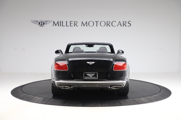 Used 2016 Bentley Continental GTC W12 for sale Sold at Bugatti of Greenwich in Greenwich CT 06830 6