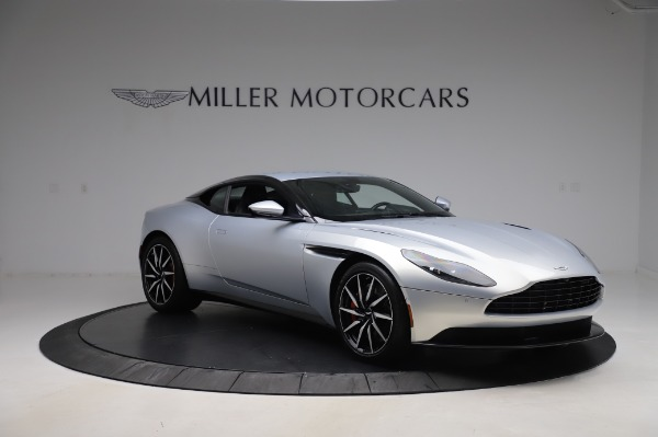 Used 2018 Aston Martin DB11 V8 Coupe for sale $147,900 at Bugatti of Greenwich in Greenwich CT 06830 10