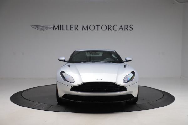 Used 2018 Aston Martin DB11 V8 Coupe for sale $147,900 at Bugatti of Greenwich in Greenwich CT 06830 11