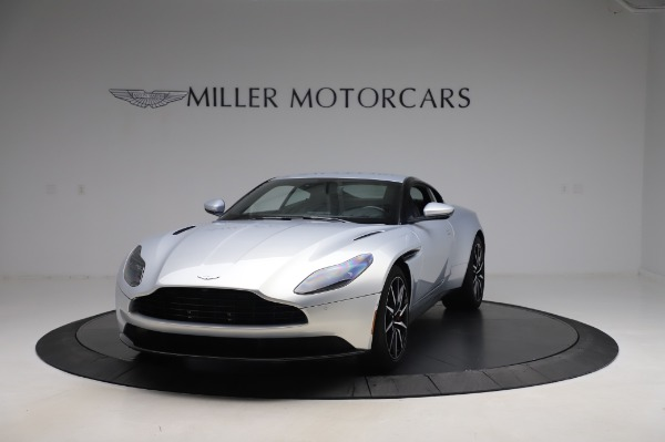 Used 2018 Aston Martin DB11 V8 Coupe for sale $147,900 at Bugatti of Greenwich in Greenwich CT 06830 12