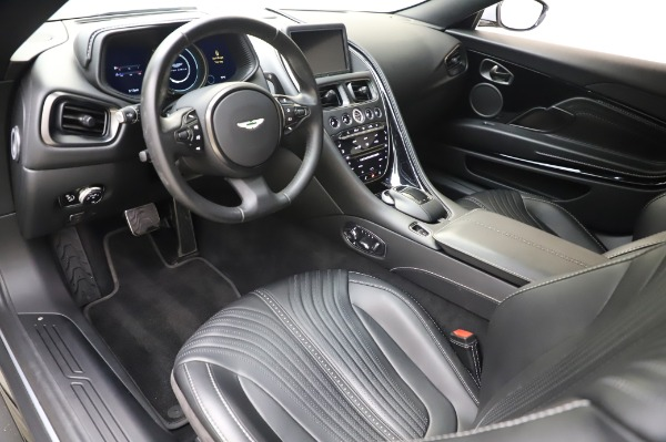 Used 2018 Aston Martin DB11 V8 Coupe for sale $147,900 at Bugatti of Greenwich in Greenwich CT 06830 13