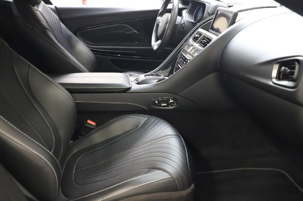 Used 2018 Aston Martin DB11 V8 Coupe for sale $147,900 at Bugatti of Greenwich in Greenwich CT 06830 19