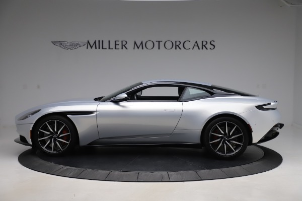 Used 2018 Aston Martin DB11 V8 Coupe for sale $147,900 at Bugatti of Greenwich in Greenwich CT 06830 2