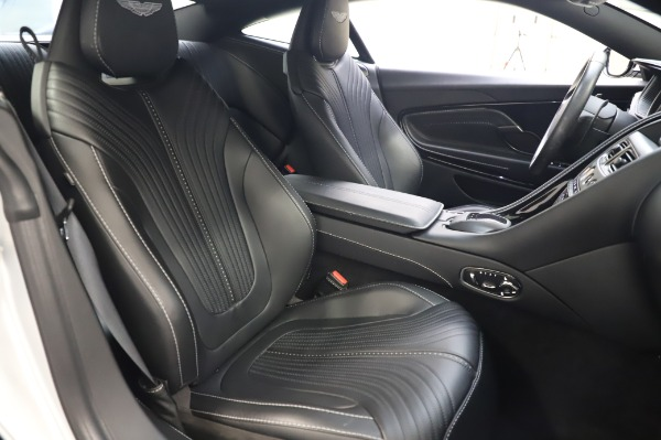Used 2018 Aston Martin DB11 V8 Coupe for sale $147,900 at Bugatti of Greenwich in Greenwich CT 06830 20