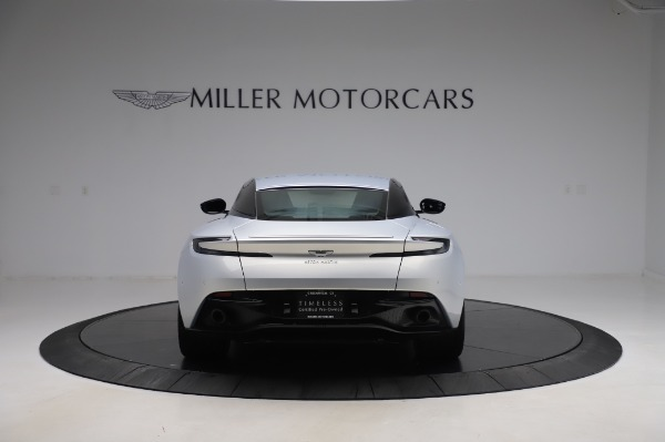 Used 2018 Aston Martin DB11 V8 Coupe for sale $147,900 at Bugatti of Greenwich in Greenwich CT 06830 5