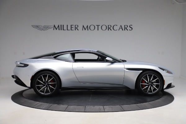 Used 2018 Aston Martin DB11 V8 Coupe for sale $147,900 at Bugatti of Greenwich in Greenwich CT 06830 8