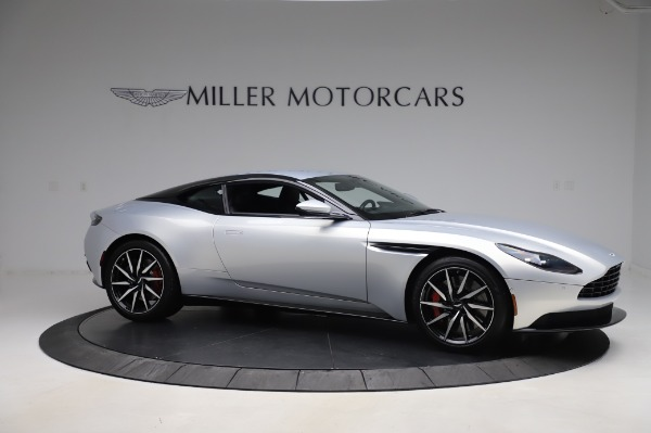 Used 2018 Aston Martin DB11 V8 Coupe for sale $147,900 at Bugatti of Greenwich in Greenwich CT 06830 9
